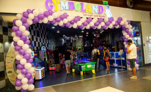 Noul tărâm al verii: Gymboland din Sun Plaza