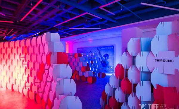 Samsung partener în zona de tehnologie la TIFF 2018