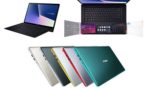ASUS a lansat în România noile laptopuri ZenBook și VivoBook, prezentate la Computex 2018