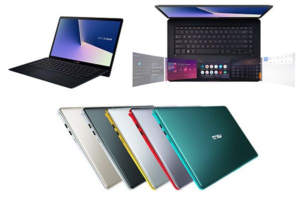 laptopuri ZenBook si VivoBook