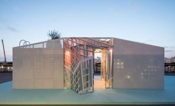 MINI LIVING Urban Cabin: un concept de microapartament în turneu de prezentare prin întreaga lume