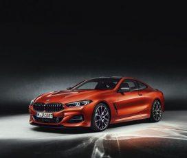 Noul BMW Seria 8 Coupé