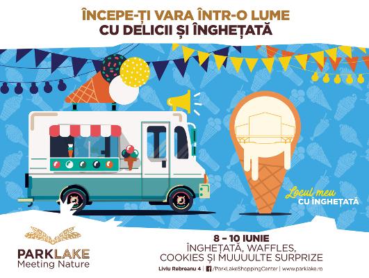 ParkLake Ice Cream Festival