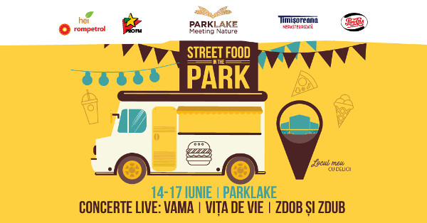 Street Food in the Park - Parklake