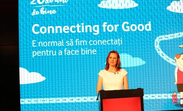 Fundația Vodafone România finanțează cu 1,1 milioane de euro proiectul renovării și modernizării Secției de terapie intensivă nou-născuți Constanța
