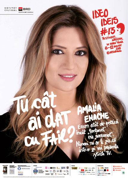 Amalia Enache, IDEO IDEIS 13