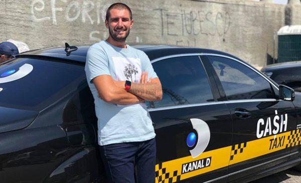 """Din 3 iulie, la Kanal D incepe un nou sezon """"Cash Taxi"""""""