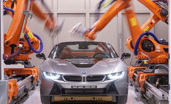 Tomografie computerizată în construcţia de automobile: BMW Group utilizează măsurători cu raze X pentru analiza maşinilor