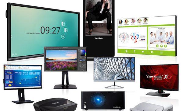 ELKO Romania anunță distribuția de produse ViewSonic
