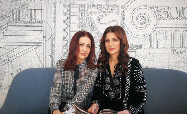 Cristina Căpitanu și Elena Oancea, creativele de la Lemon Interior Design, au fost premiate la gala Forbes Life Awards cu premiul Best Design