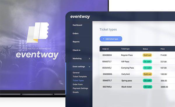 IntelligentBee, companie ieșeană de IT, lansează platforma de self-ticketing Eventway – peste 40.000 de bilete deja comercializate