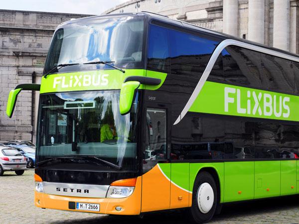 Flixbus green mobility