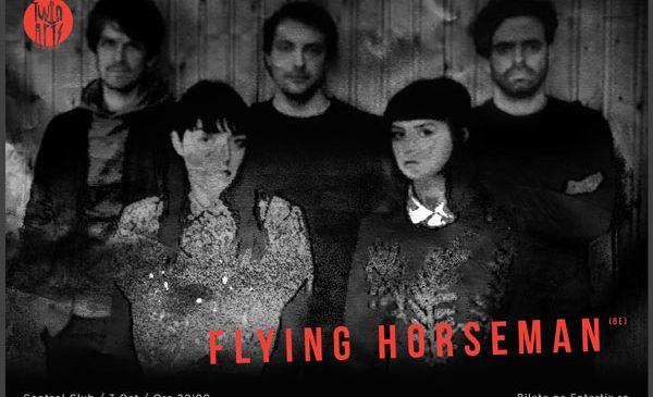 Belgienii Flying Horseman în premieră în România, pe 3 octombrie la Control Club