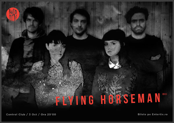 Flying Horseman poster