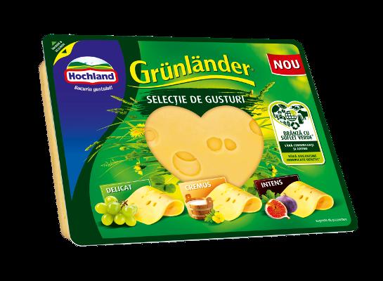 Grünländer 120 g selectie
