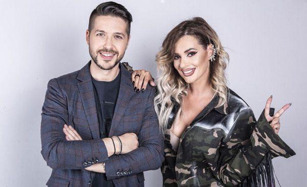 "Jorge și Maria Simion vor prezenta emisiunea ""Cool Summer Nights"""