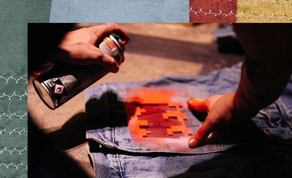 LEVI'S® te susține să îți spui povestea prin personalizarea outfit-urilor din denim în Tailor Shop