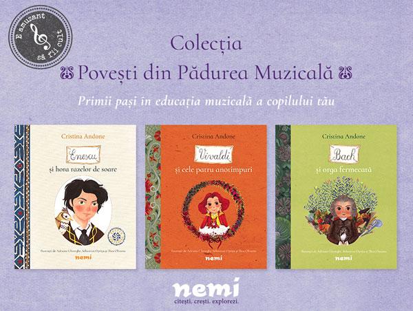 Povestile din Padurea Muzicala continua