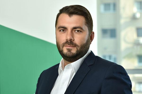 Răzvan Iorgu, Managing Director al CBRE Romania