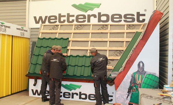 Depaco-Wetterbest, primul producător de ţiglă metalică ce organizează cursuri autorizate de meserii în România