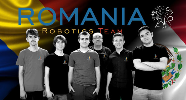 Team Romania FGC Mexic