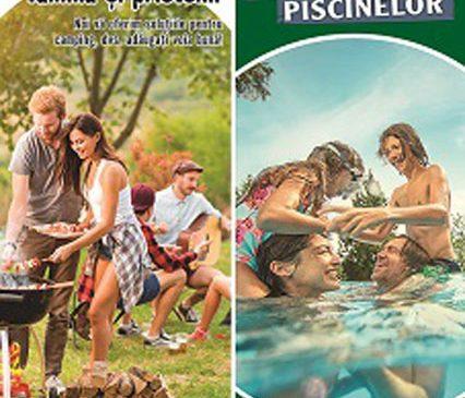 Timp liber în natură și amenajarea piscinei, proiectele lunii iulie la HORNBACH