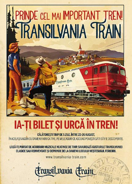 TransilvaniaTrain vizual