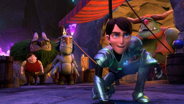 """Un nou serial DreamWorks începe la Minimax, în iulie – """"Vânătorii de troli"""""""