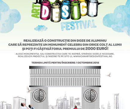 Can Art&Design Festival, ediţia cu lucrări de mari dimensiuni