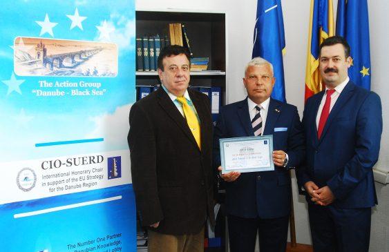 Ambasadorii Speciali ai Regiunii Dunării în favoarea stimulării cooperării transnaționale prin SUERD