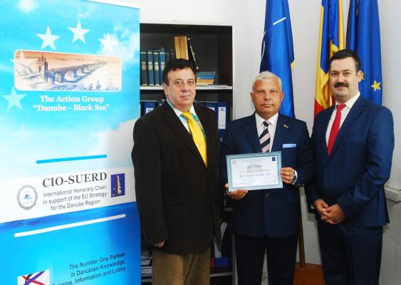 Ambasadori Speciali ai Regiunii Dunării SUERD