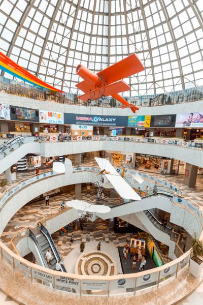 Mari invenții ale românilor vin la București Mall