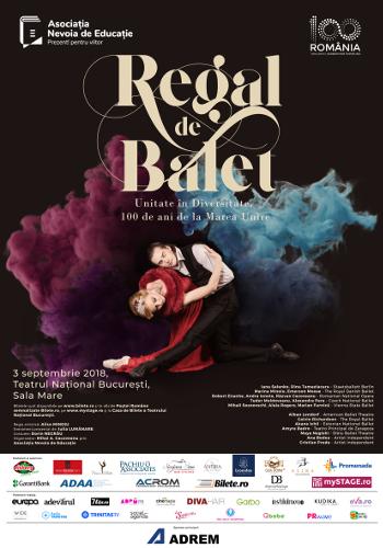 Regal de Balet la TNB