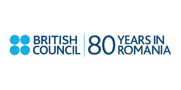 british council 80 years logo