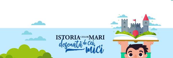 City Grill premiază copiii care desenează istoria României