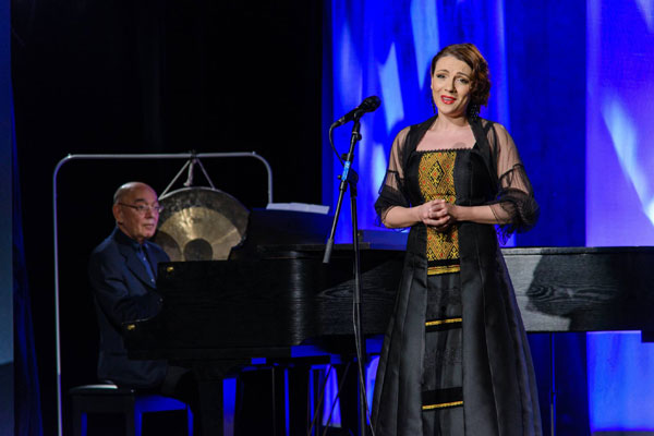 concert Ioana Maria Ardelean si Daniel Magdal la Londra