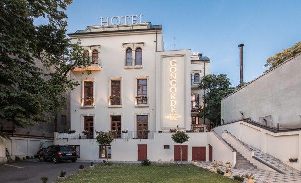 Concorde Old Bucharest Hotel – cel mai nou  hotel din centrul vechi al Bucureștiului