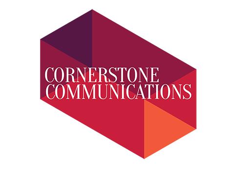 Cornerstone Communications logo
