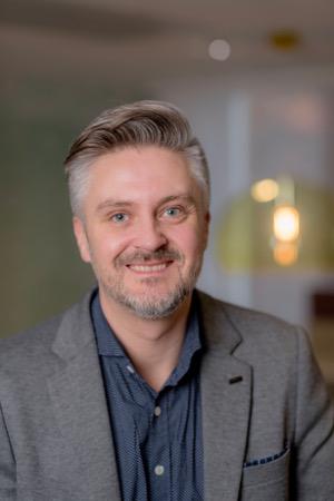 Daniel Döderlein, CEO, Auka