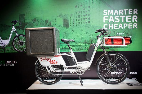 BizzeBikes lansează bicicleta electrică destinată livrărilor la domiciliu