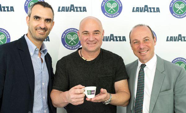 Lavazza este prezentă pentru al optulea an la Wimbledon