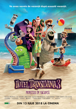 Hotel Transylvania 3 afis