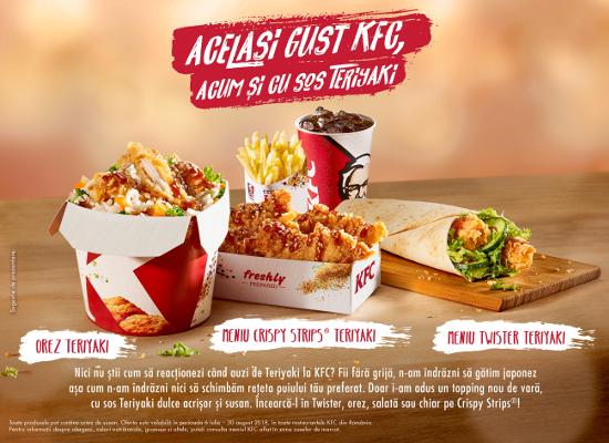KFC Teriyaki