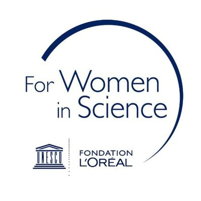 L'Oreal for Women in Science logo