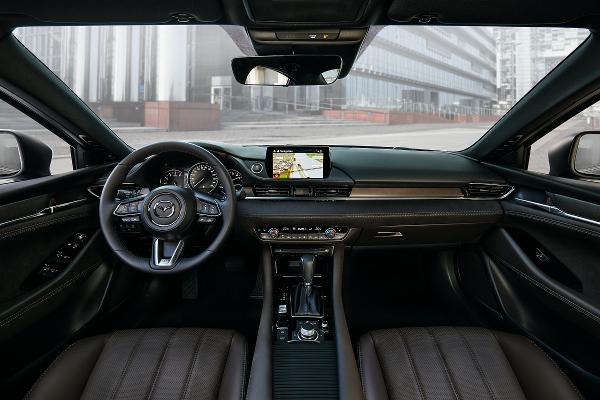 Mazda6 2018 interior