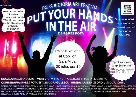 Musical cu și despre adolescenții din România