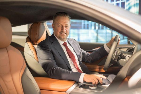 Neil Fiorentinos, preşedinte BMW Group pentru regiunea Europei Centrale şi de Sud-Est