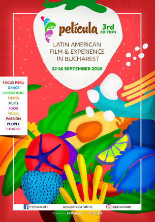 A treia ediție a festivalului Película - Latin America Film& Experience