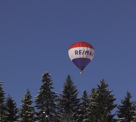 RE/MAX balon