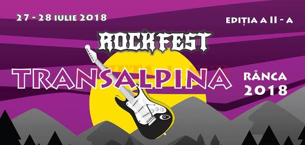 Rockfest Transalpina 2018